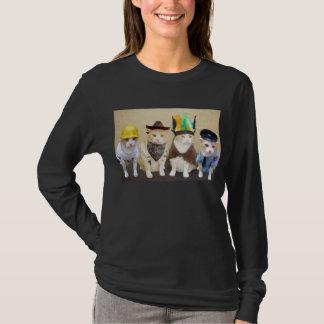 Village Kitties T-Shirt