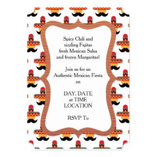 Village Men HHM Party Invitation