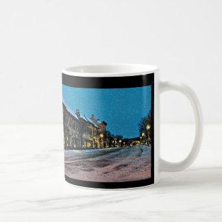 """Village Of Suffern Christmas"" Coffee Mug"
