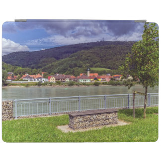Village of Willendorf on the river Danube, Austria iPad Cover