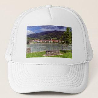 Village of Willendorf on the river Danube, Austria Trucker Hat