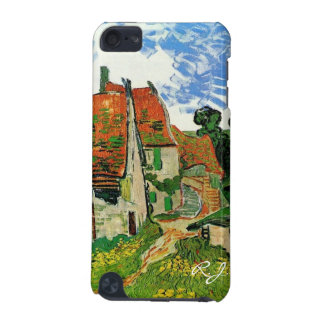 Village Street in Auvers, Vincent van Gogh iPod Touch (5th Generation) Cover
