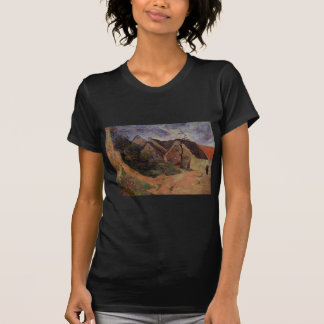 Village street, Osny by Paul Gauguin T-Shirt
