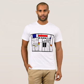 Village Streets Squared Tee