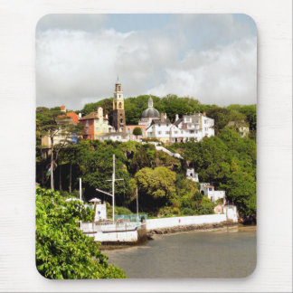 VILLAGES OF WALES MOUSE PAD