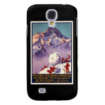 Villars Chesieres Arveyes Samsung Galaxy S4 Covers