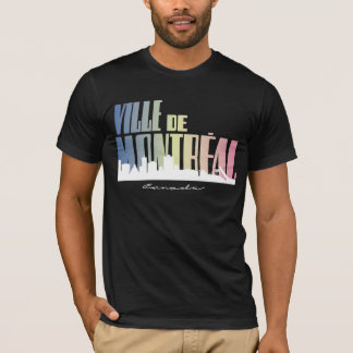 Ville De Montreal T-Shirt