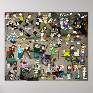 Ville Met 2008 Poster