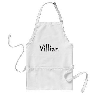 Villian Aprons