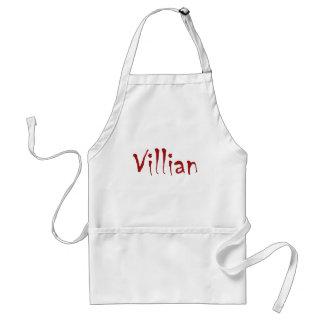 Villian Adult Apron