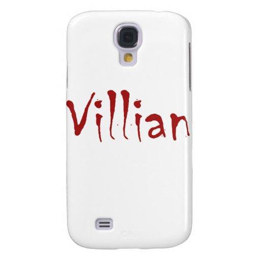 Villian Samsung Galaxy S4 Cases