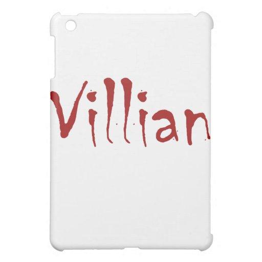 Villian iPad Mini Case