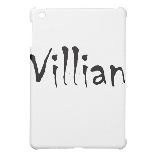Villian Case For The iPad Mini