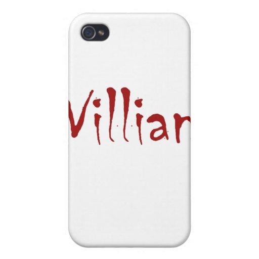Villian iPhone 4 Case