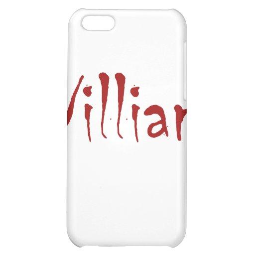 Villian iPhone 5C Covers