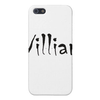 Villian Cover For iPhone 5