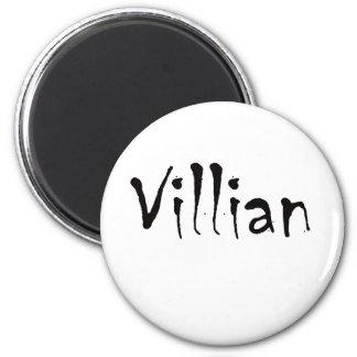 Villian Fridge Magnets