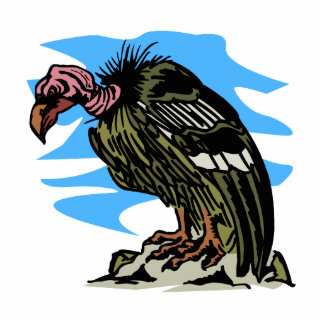 Vilma Vulture Cut Outs