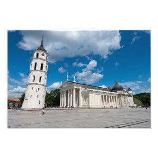 Vilnius Cathedral Photo Art