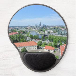 Vilnius, Lithuania Gel Mouse Pad