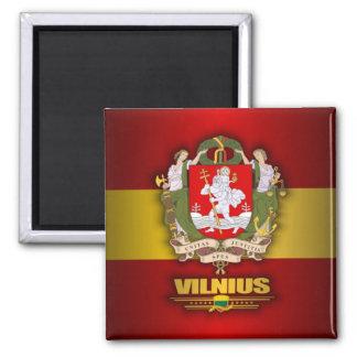 Vilnius Square Magnet