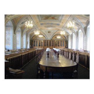 Vilnius University Library - LITHUANIA --- Postcard