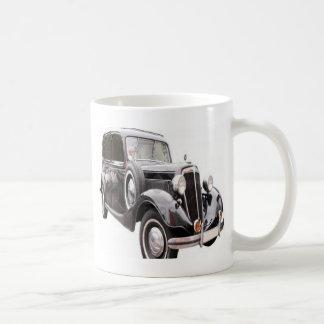 VINAGE TRANSPORT COFFEE MUG