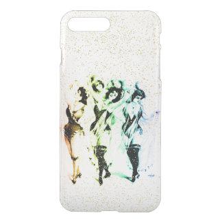 Vinagette Rainbow Victorian Showgirls Home Casino iPhone 7 Plus Case