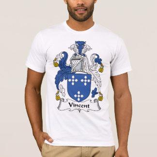 Vincent Family Crest T-Shirt