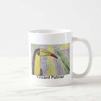 Vincent Palmer Coffee Mug
