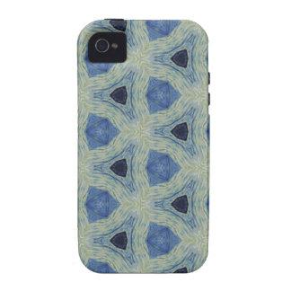 Vincent pattern no 1 iPhone 4 case