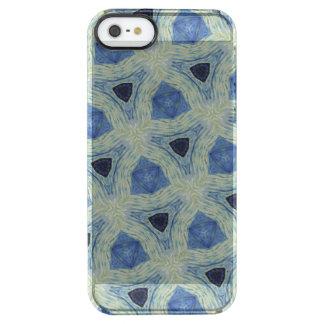 Vincent pattern no. 1 clear iPhone SE/5/5s case