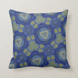 Vincent pattern no. 3 throw pillow