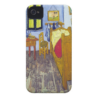 Vincent van Gogh 1888 The Bedroom At Arles iPhone 4 Cases