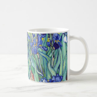 Vincent van Gogh 1889 Irises Coffee Mug