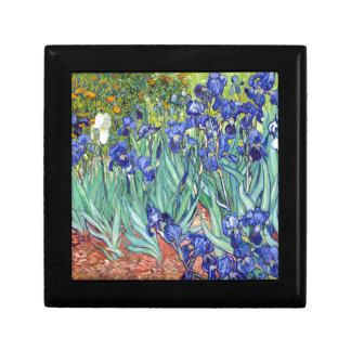 Vincent van Gogh 1889 Irises Gift Box