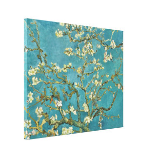 Vincent van Gogh Almond Blossom Fine Art GalleryHD Canvas Print