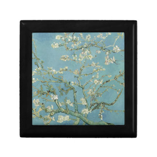 Vincent Van Gogh Almond Blossom Floral Painting Gift Box