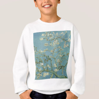 Vincent Van Gogh Almond Blossom Floral Painting Sweatshirt