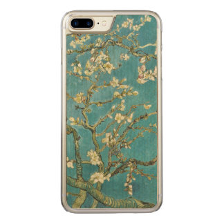 Vincent van Gogh Almond Blossom GalleryHD Fine Art Carved iPhone 8 Plus/7 Plus Case