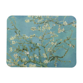 Vincent van Gogh - Almond Blossom Rectangular Photo Magnet