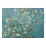 vincent van gogh, almond blossoms cards