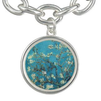 Vincent Van Gogh Almond Blossoms Fine Art Bracelet