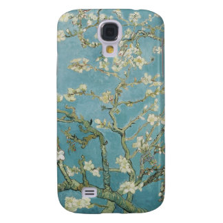 vincent van gogh, almond blossoms samsung galaxy s4 cases