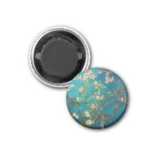 Vincent van Gogh Art 3 Cm Round Magnet
