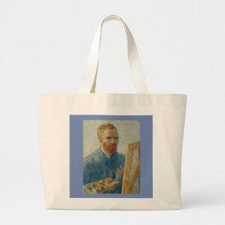 Vincent Van Gogh - Artist Self-Portrait Tote