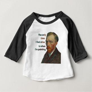 Vincent Van Gogh Baby T-Shirt