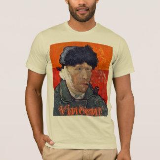 Vincent van Gogh Bandaged Ear T-Shirt