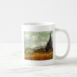 Vincent Van Gogh Basic White Mug