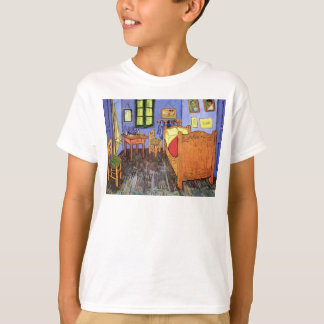 Vincent Van Gogh - Bedroom In Arles Fine Art T-Shirt